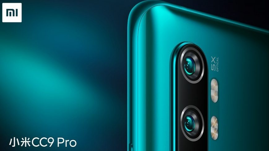Xiaomi unveiled the CC9 Pro with 108 MP camera at affordable price.