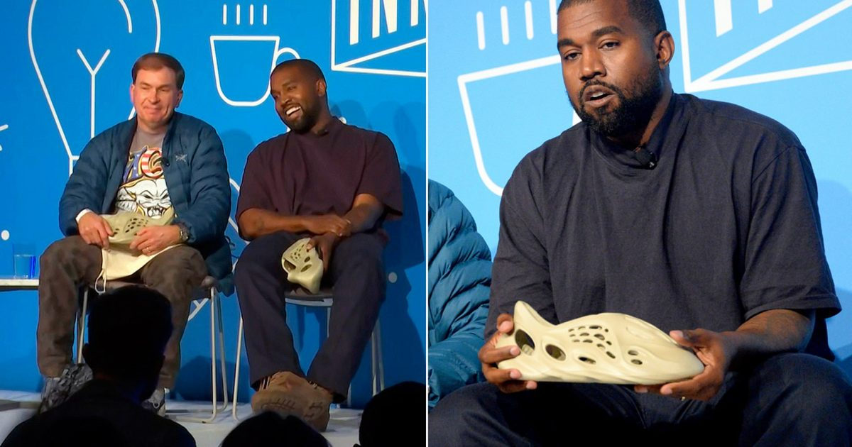 Kanye West Is Planning To Change His Name To 'Christian Genius Billionaire'