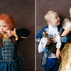 Children With Down Syndrome Pose As Disney Characters For An Awareness Campaign