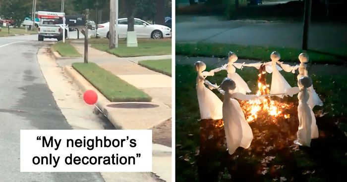 20 Creative Halloween Decorations Appear Too Good To Be Scary