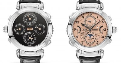 World's Most Expensive Watch Sells For £24.2Million In Switzerland