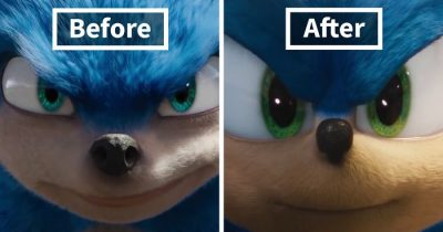 Here's How Sonic The Hedgehog Looks In New Trailer After People Criticized The Original
