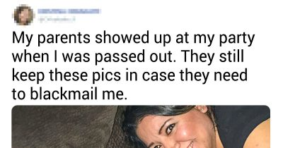 14 People Shared Hilariously Awkward Stories From Their Family Archives