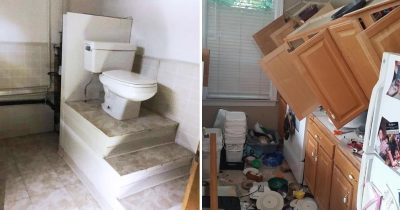Man Finds 25 Worst Construction Fails And Justified Them With Hilarious Captions