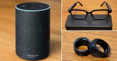 Amazon's Alexa Might Have Eyes And Walk Around The House In The Nearest Future