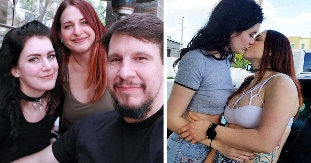 Girl, 18, Traveled 500 Miles To Lose Virginity To A Polyamorous Man, 42 And Became A Happy Trio