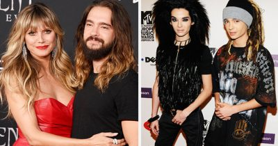 Heidi Klum's New Husband Is One Of The Identical Twins From The Band Tokio Hotel!