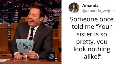 Jimmy Fallon Asked People To Share The Cold Insults They've Ever Gotten, Got Hilarious Replies