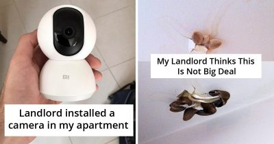 30 Awful Landlords Who Ruined Life Of Their Tenants
