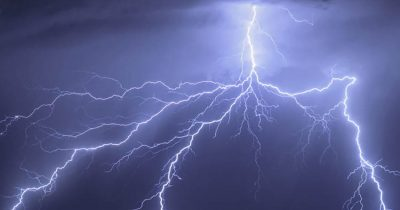 People are using AI to predict when lightning will strike.