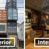 Man Builds His 2,500 Square Foot Dream House Using 11 Shipping Containers, And It's Interior Look Is Amazing