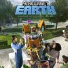 Minecraft Earth Microsoft major AR game project has launched.