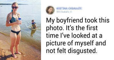 21 Pics Of People Just Finding Their Own String Of Happiness