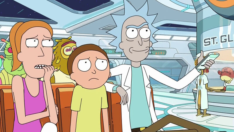 Rick and Morty season 4 won't be out this year for UK fans.