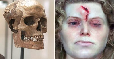 Scientists Reconstruct The Face Of 1,000-Year-Old Viking Warrior Woman