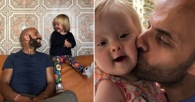 Single Dad Adopted A Baby Girl With Down Syndrome Who Was Rejected By 20 Families Before