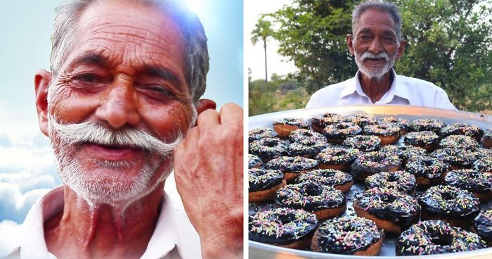 Kind-Hearted Youtuber Grandpa Who Makes Massive Meals For Orphans Passes Away