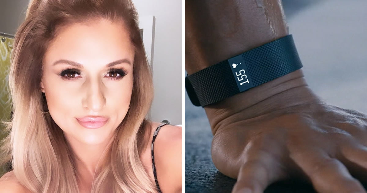 Woman Caught Boyfriend Cheating Through The Fitbit He Gave Her