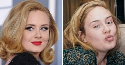 15 Celebrities Who Confidently Sported Makeup-Free Look And They Rock