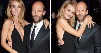 Jason Statham and Rosie Huntington love story proves that age is just a number.