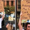 Guy Continues To Protest Infuriating Everyday Things With Hilarious Signs, 30 Pics