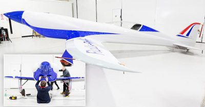 Rolls-Royce Unveiled Its Zero Emission Jet That Is Set To Take Flight In 2020
