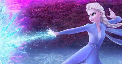 Frozen 2 snabbed record for Thanksgiving gross earning.