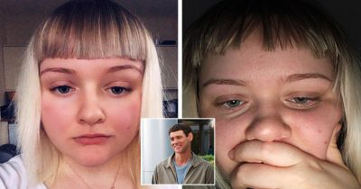 Girlfriend Left With 'Dumb And Dumber' Haircut After Letting Boyfriend Cut Her Fringe