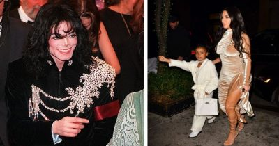 Kim Kardashian Gifts North A $65,625 Michael Jackson's Actual Jacket For Christmas