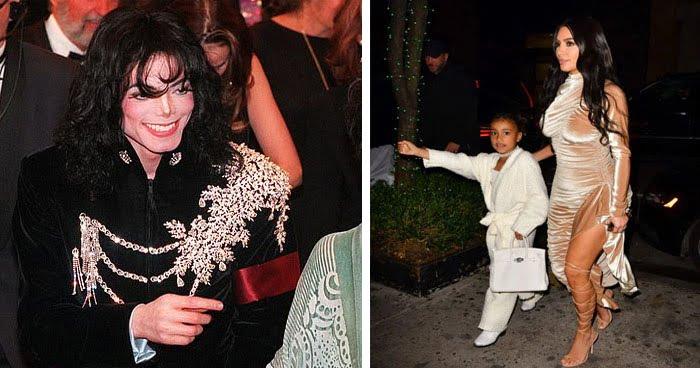 Kim Kardashian Gifts North A $65,625 Michael Jackson's Actual Jacket For Christmas