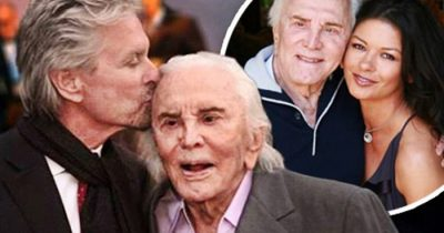 Michael Douglas Wishes His 'Living Legend' Dad Kirk Happy 103rd Birthday