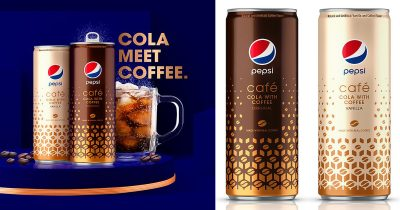 Pepsi Launches New Coffee-Flavored Cola With Twice As Much Caffeine Than Its Soda