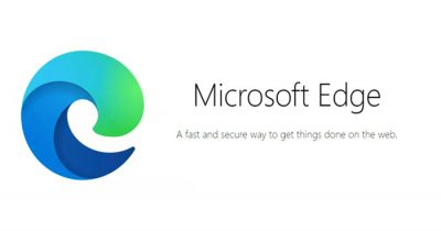 Microsoft Edge will be rolled together with next Windows 10 update and a new logo is coming with it.