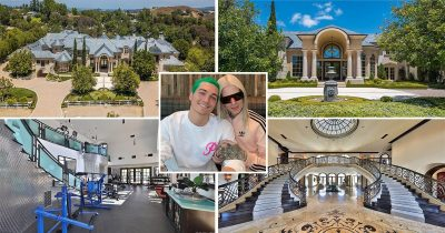 YouTuber Jeffree Star And Boyfriend Buys A $14.6M Eight-Bedroom Mega Mansion