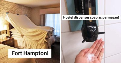 30 Times Hotels Surprise Guests With Their Most Creative Works