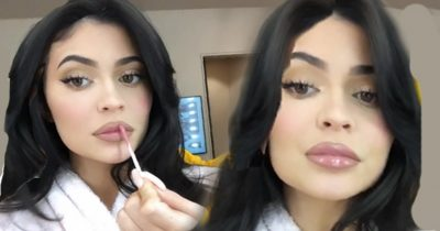 Kylie Jenner Reveals The Secret How She Makes Her Lips Look Twice As Big
