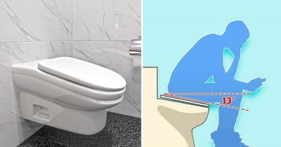 New Toilet Design Will Stop Workers From Taking Long Bathroom Breaks
