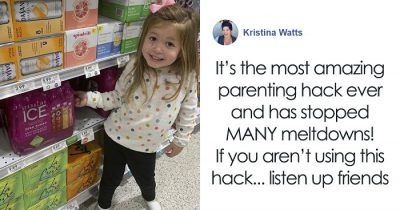 Mom Shares Amazing Christmas Hack To Prevent Kids From Begging For Toys In Shops