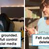 Dad Took Over Daughter's Social Media For 2 Weeks As Punishment, His Posts Receive More Likes Than Hers