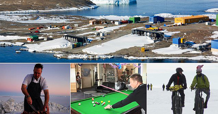 150 Job For Grabs In Antarctica Paying Over $200K With Free Board And Food