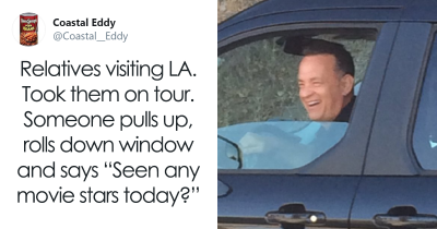 27 Tweets From People Who've Met Tom Hanks And Saw Him As Who He Is