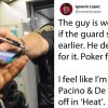 This Exchange Between A Man And The Train Guard Sherlocking On Him Went Viral