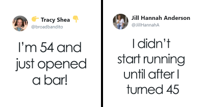 40 Success Stories By The Middle-Aged That Prove You're Never Too Old To Try