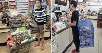 Thai Shoppers Gets Innovative After A New Year Plastic Bag Ban