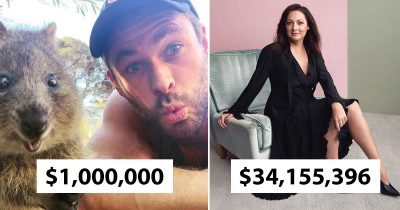16 Celebrities Who Donated Cheerfully To Assist Australian Fire Services
