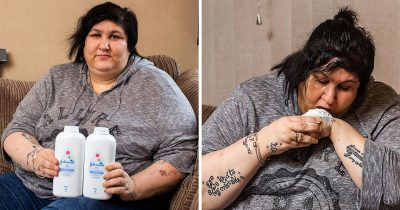Mom-Of-Five Reveals She Has An Addiction To Eating Johnson's Baby Powder