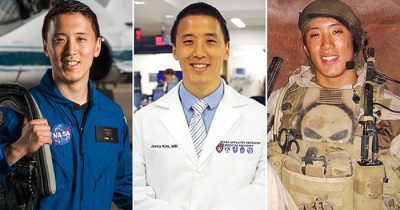 First Korean-American to go on a space venture with NASA was also a doctor and a NAVY SEAL member.