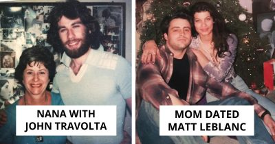 15 Rare Pictures Of Celebs Show Their Another Side