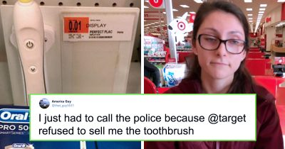 People Raised $30k To Send This Target Employee On Vacation After A Customer Calls The Police On Her