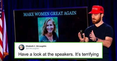 'Make Women Great Again Convention' Hosted By Men To Teach Attendees For $2000 Is Causing Outrage Online
